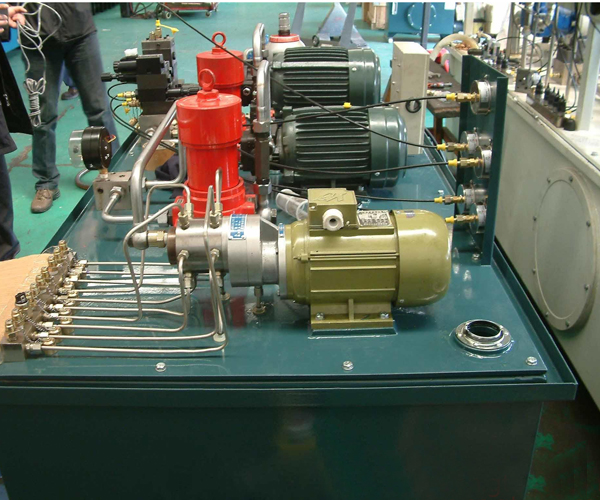 Metallurgical machinery power unit 冶金机械