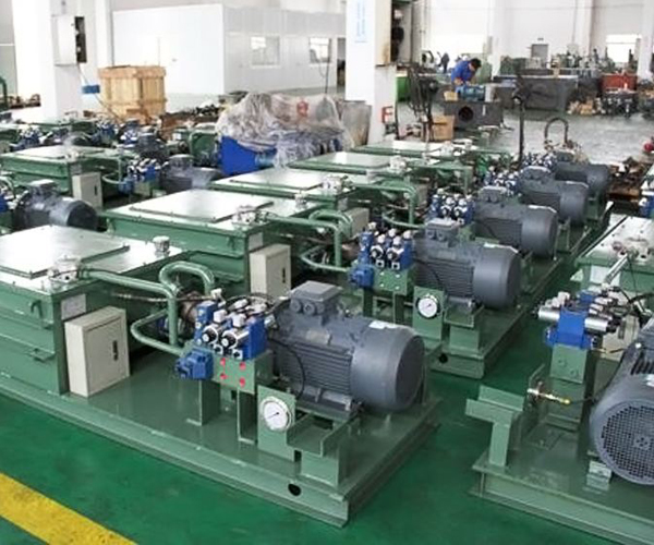 ship lifter machinery power unit 液压系统